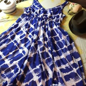 Lane Bryant sheer dress